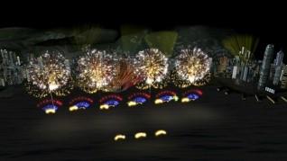 香港:璀璨烟火盛大跨年 精彩活动元月钜献