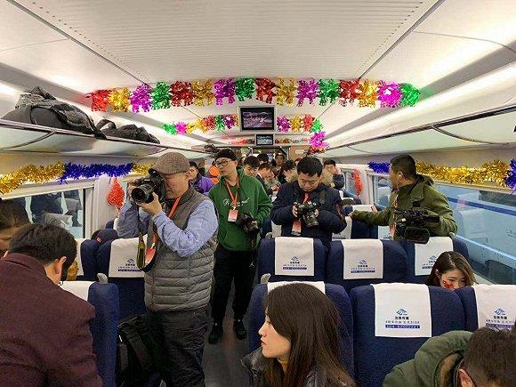 沈阳至承德高铁开通:年底10条新铁路全部投运