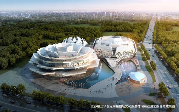 华谊兄弟:星剧场文化旅游休闲商业演艺综合体