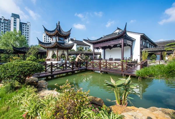 苏州雅致﹒湖沁阁:引领新场景下的酒店业变革