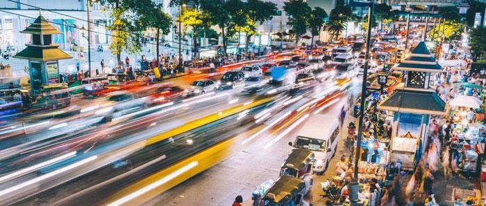 Grab:融资2亿美元 推动泰国市场业务发展