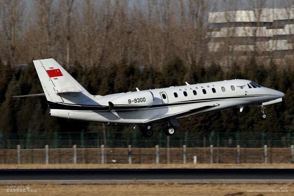 大兴国际机场:迎来首架飞机 启动飞行校验工作