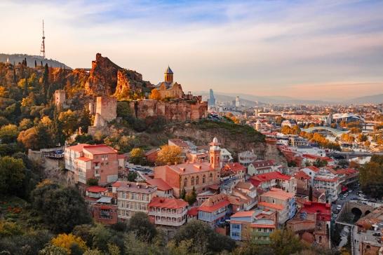 格鲁吉亚:接待国际游客逾860万创新高 中韩显增