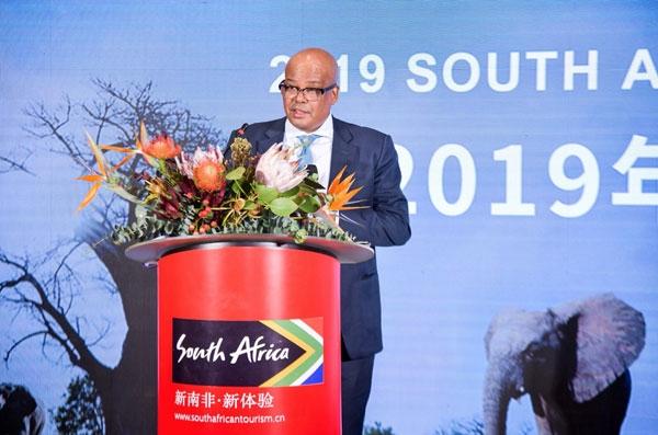 南非旅游局:2019年将加大在中国的各项投入