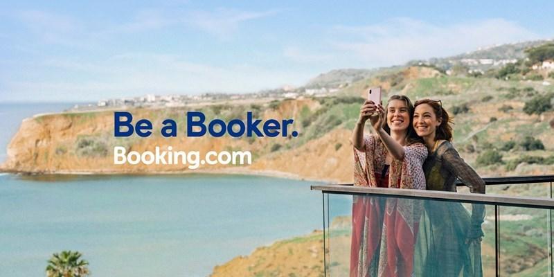 Booking:新广告宣传聚焦拓展客户住宿预订范围