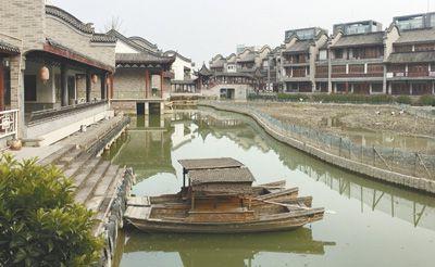 成都成华区:砸了20亿的仿古小镇为何昙花一现