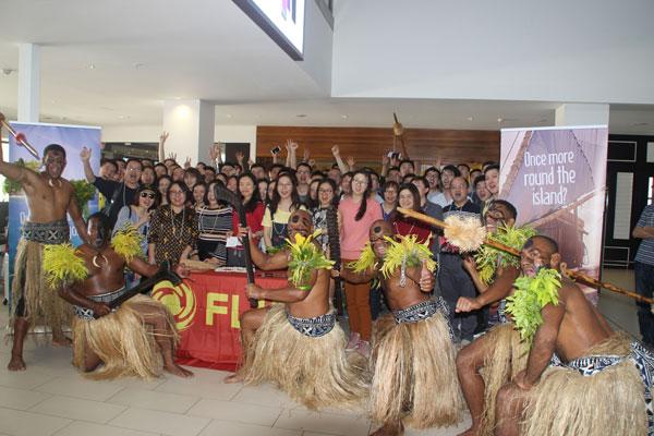 斐济:跻身中国企业会奖热门目的地