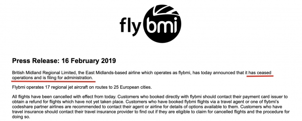 6个月9欧洲航司破产:欧洲航空业进入整合阶段