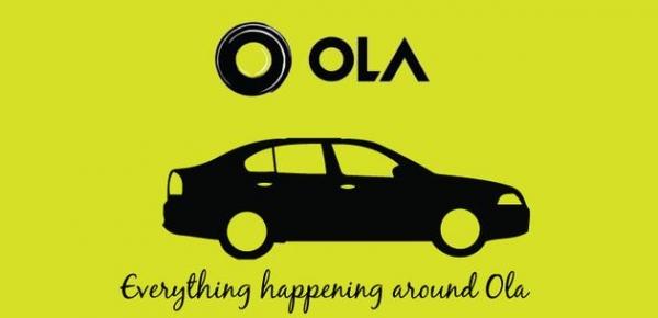 印度出行巨头Ola:J轮融资再获投1100万美元