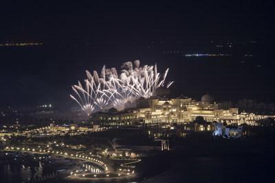 阿联酋:最新文化地标Qasr Al Watan对游客开放