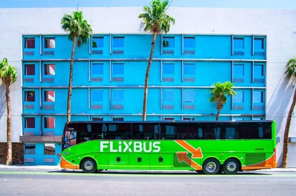 欧洲巴士服务FlixBus:收购竞争对手Eurolines