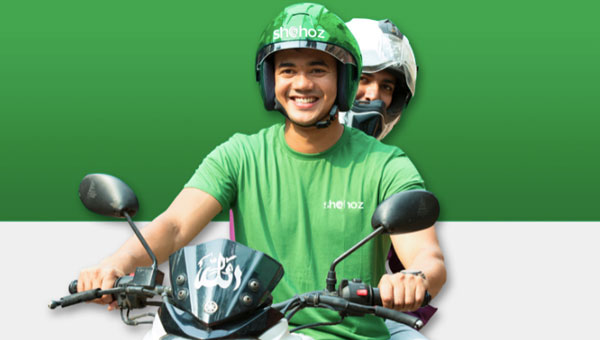 Shohoz:孟加拉網約車與旅游App完成新融資