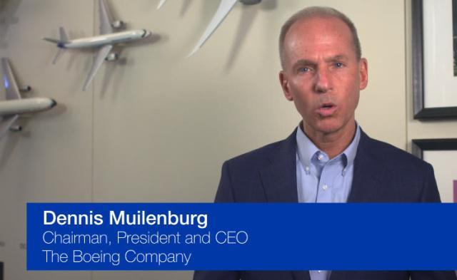 波音:因737MAX危机 分离董事长和CEO职务