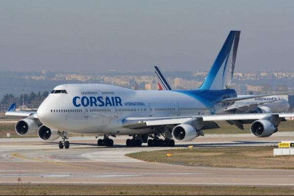 途易集团:出售其唯一非包机业务航司Corsair