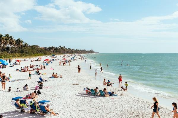 佛罗里达州:中国游客数量创历史新高