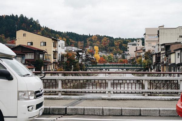 日本中部地区小城:游客住宿总量如何增加四倍?