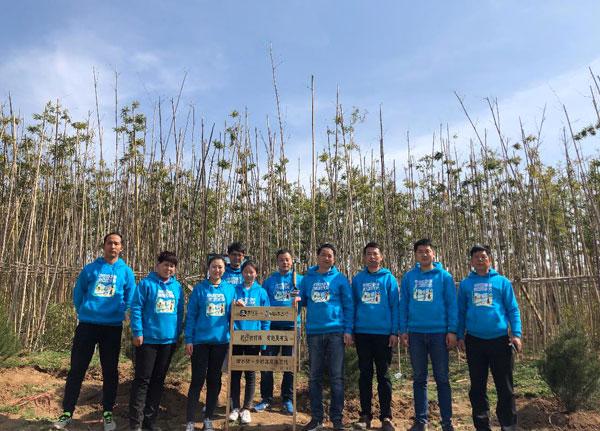 哈啰出行&支付寶:植樹月全國景區踐行低碳騎行