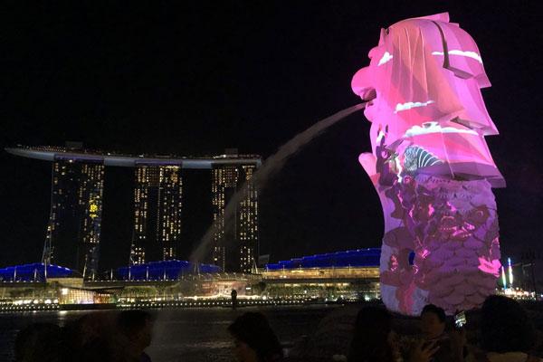 新加坡发展赌场度假村:将向景点投超67亿美元