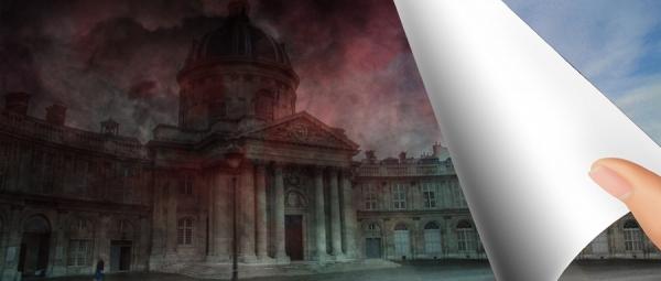 巴黎大火,人类未眠