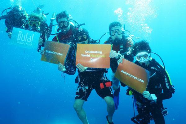 2019年斐济潜水节落幕:潜水体验精彩纷呈