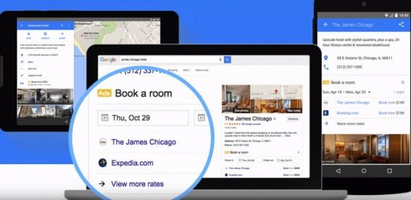酒店直接预订:最大竞争对手不是OTA 而是谷歌