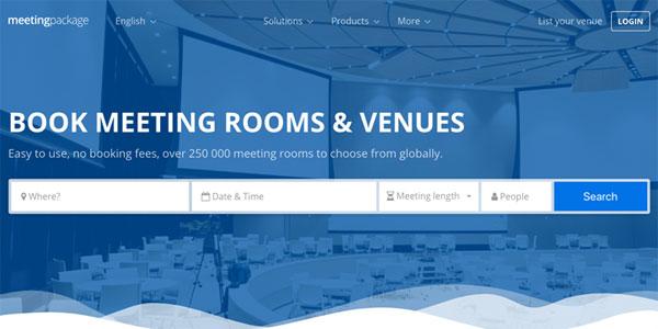 MeetingPackage:会场技术提供商融资€150万
