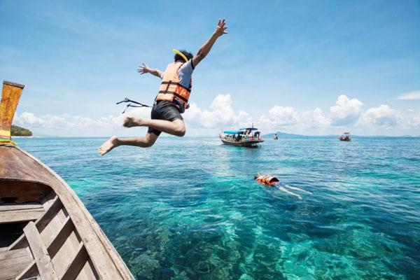 腾邦国际:出资成立合资公司 打造海岛水上活动