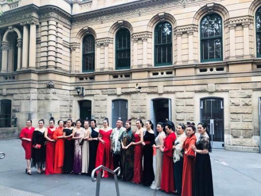 众信旅游:助力500人文化演出活动走进悉尼