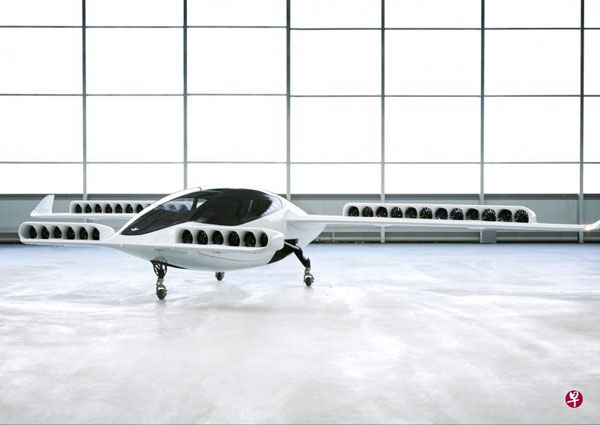 德国:五座飞行的士完成测试 拟2025年投入运行