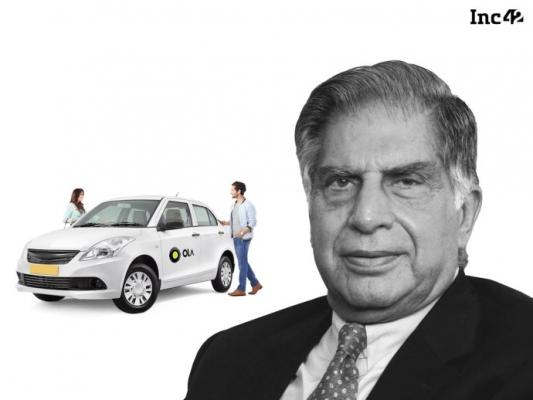 Ola Electric:进行A轮融资 Ratan Tata投资