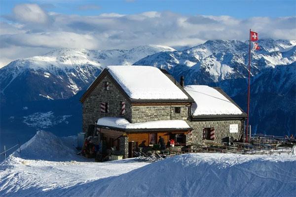 瑞士:中国游客促进旅游业收入的增加