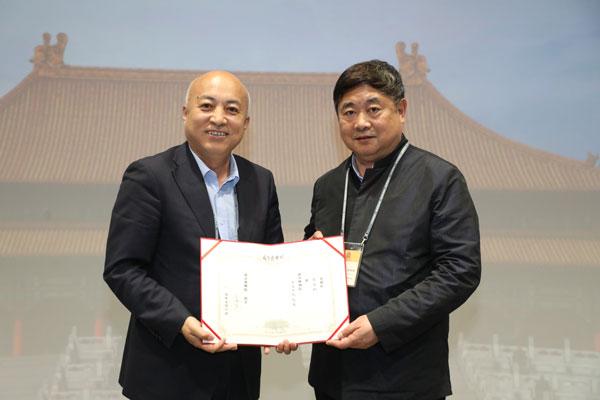 故宫博物院原院长单霁翔:受聘为故宫学院院长