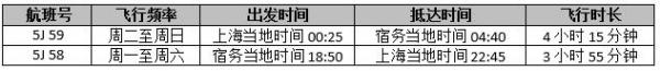 宿务太平洋航空:开通上海与宿务往返直飞航线