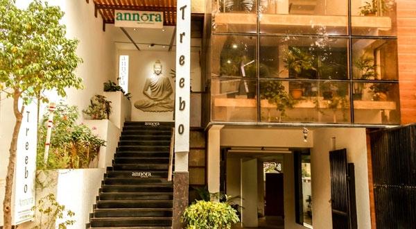 印度经济连锁酒店Treebo:D轮融资300万美元