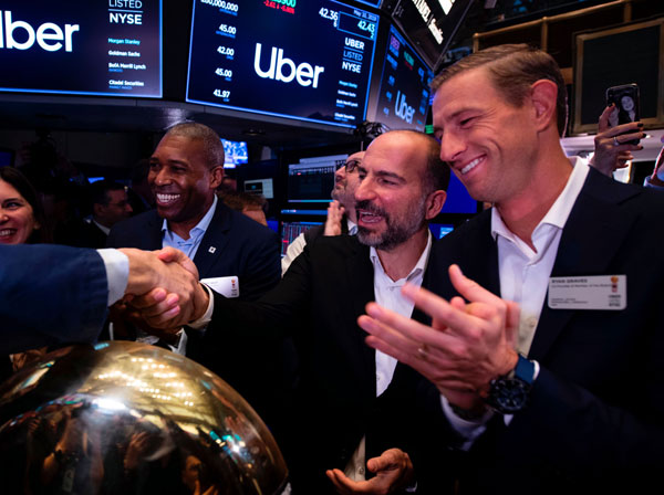 Uber:在伦敦试点Jump 首位员工离开董事会