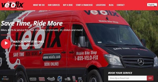 velofix:北美流动自行车商店运营商获MKB投资