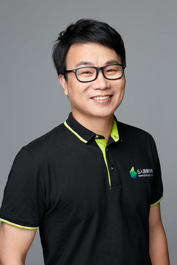 6人游CEO贾建强:6人游6周年 对未来充满信心