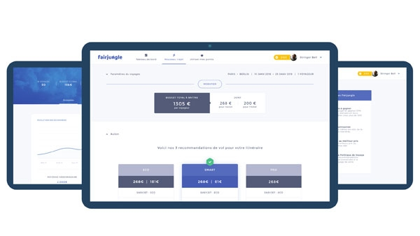 Fairjungle:法国差旅管理平台融资200万美元
