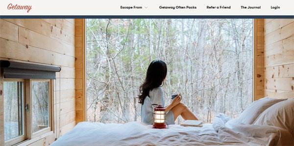 Getaway:美国养生度假公司融资2250万美元