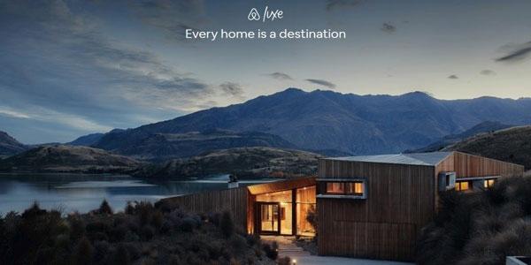 愛彼迎:推出高端房源服務Airbnb Luxe