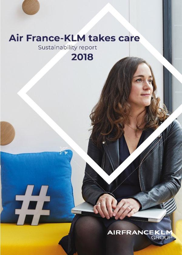法航荷航集团:2018年度企业社会责任报告