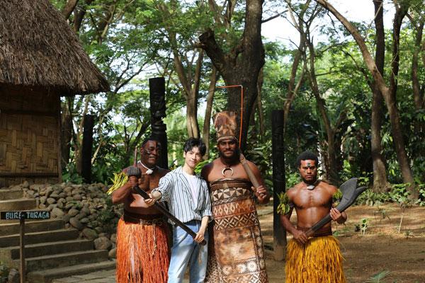 传递斐济Bula精神:罗云熙慢游斐济系列视频发布