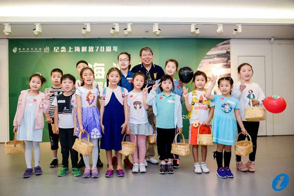 春秋旅游网:于上海静安区举办六一游园会活动