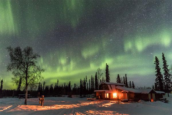 冰雪旅游:阿拉斯加中國游客呈指數級增長