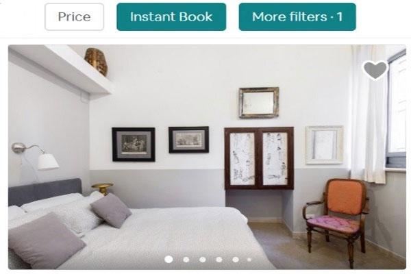 Airbnb:酒店即時預訂服務覆蓋率達到70%