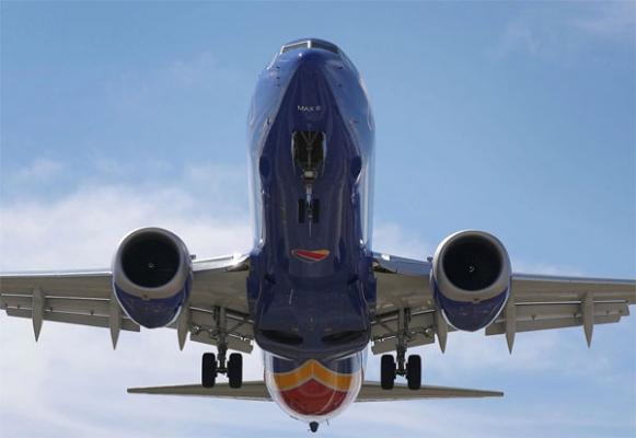 波音:737MAX又发现新软件问题 复飞或受影响