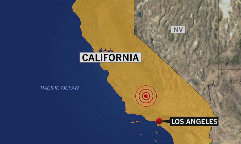 美国国庆,南加州6.4级地震迪士尼部分暂关闭