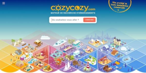 CozyCozy:融资400万欧元 推出住宿搜索平台