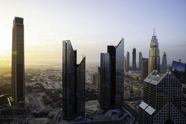 阿联酋迪拜宣布将于7月7日起允许外国游客入境
