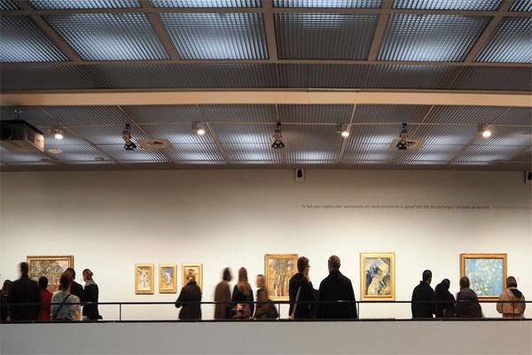 访客持续减少:荷兰梵高博物馆为何不忧反喜?
